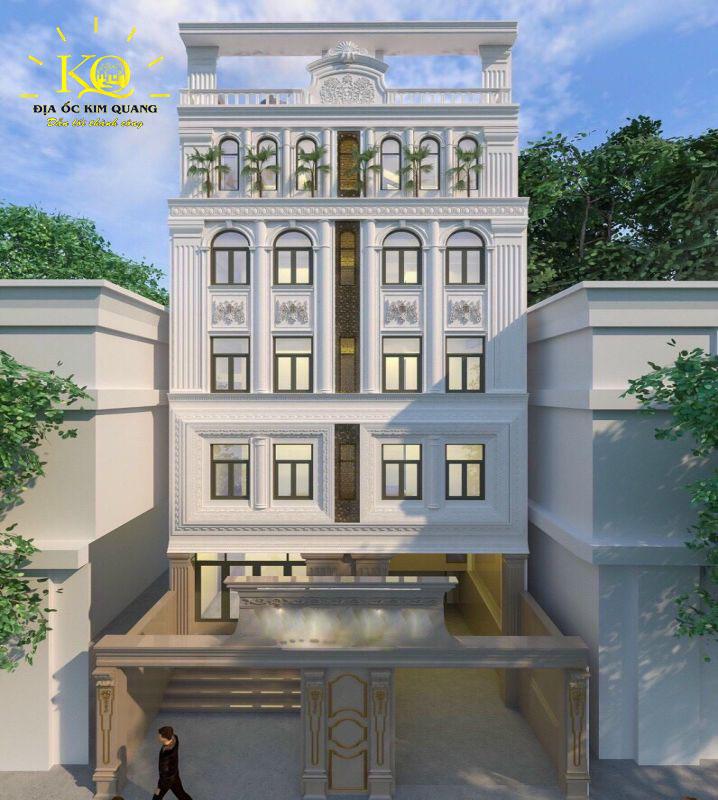 Phía trước cho thuê nguyên tòa nhà căn hộ dịch vụ đường Trần Quang Khải